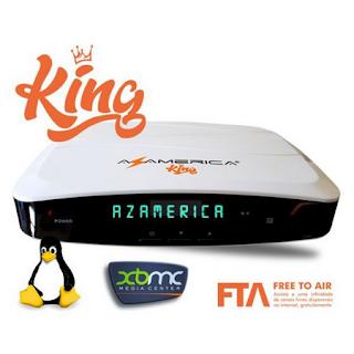 AZAMERICA KING ATUALIZAÇÃO 09/2021