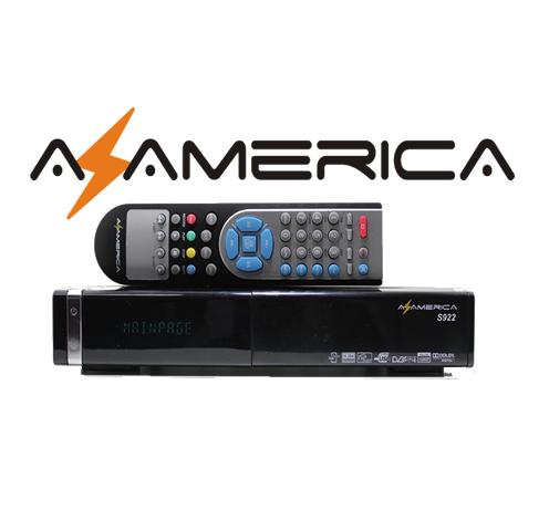 Atualização Azamérica S922