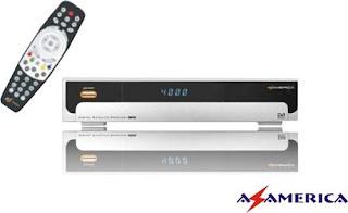 Azamerica S806 atualização