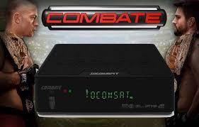 Tocomsat Combate HD Atualização Patch - 25/08