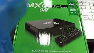 ATUALIZAÇÃO MXQ SAT X12 V1.11